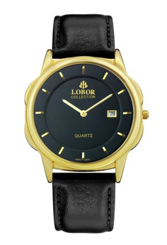 Classy S Harcourt Analog Watch