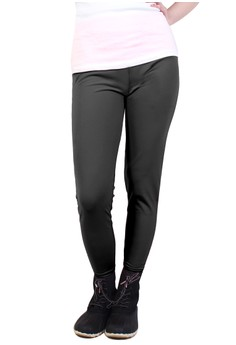 Cotton Republic Fashionable Plain Leggings
