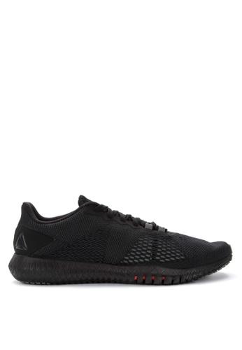 Reebok black Astroride Flexagon Training Sneakers 6413ASH056A45FGS_1