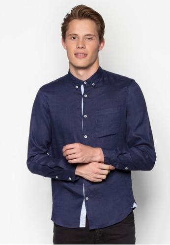 Linen Shirtzalora 台灣門市, 服飾, 襯衫