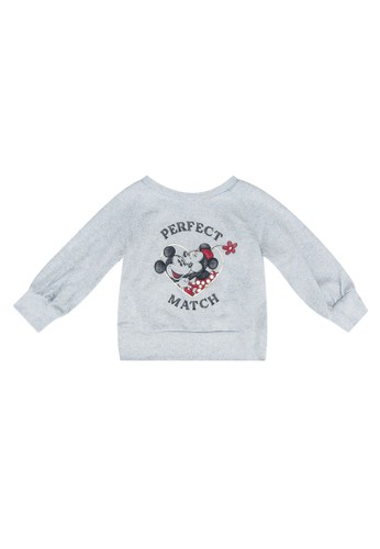 Gap grey Disney Sweatshirt E518DKA8CEFA83GS_1