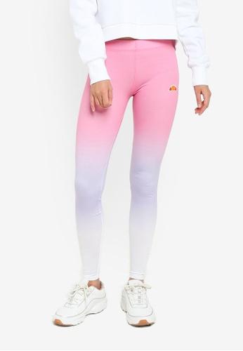 ellesse pink Solos 2 Fade Leggings - Ellesse Heritage 775C0AA3FABF1AGS_1