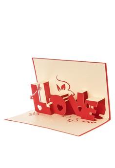 Pop Cards Manila Love