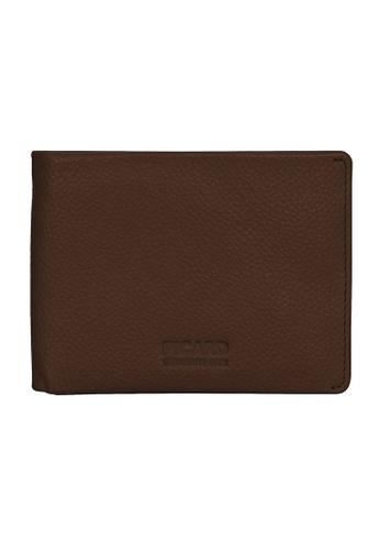 Picard brown Picard Digi Wallet with Card Holder 03A7DAC076A630GS_1