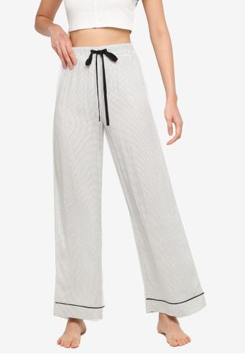 ZALORA BASICS multi Lounge Lightweight Pyjama Pants 90D28AAC895331GS_1