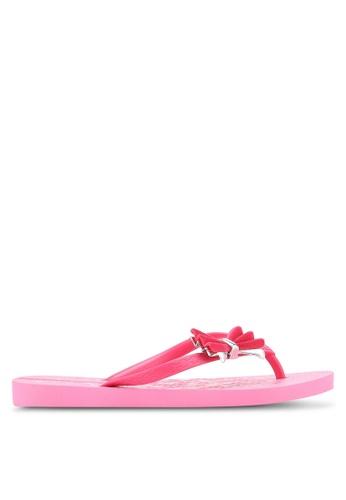 Ipanema pink Ipanema Lolita Special Flip Flops IP362SH0RFQVMY_1