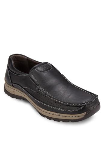 esprit專櫃仿皮休閒懶人鞋, 鞋, 懶人鞋