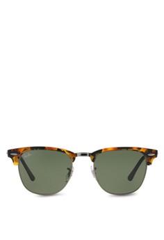 Clubmaster Fleck Sunglasses