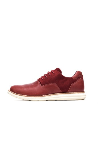 Postman輕量德比鞋esprit台灣, 鞋, 休閒皮鞋