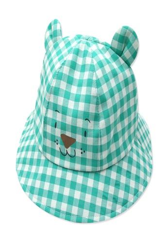 Organic mom green Organic Cotton  Henry Hat B9536KC41D1580GS_1