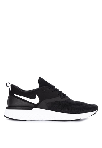 official photos 7d9f1 0ab58 Nike black Nike Odyssey React 2 Flyknit Shoes BC836SHB0A1FC6GS1