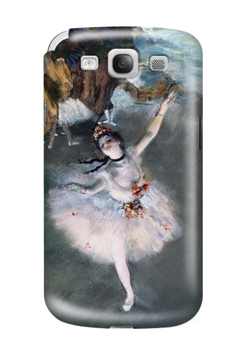 Wonder Cover multi Prima Ballerina Matte Hard Case for Samsung Galaxy S3 WO617AC15YSUPH_1