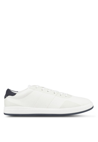 Call It Spring white Hollis Lace Ups C82C6SHB4BE117GS_1