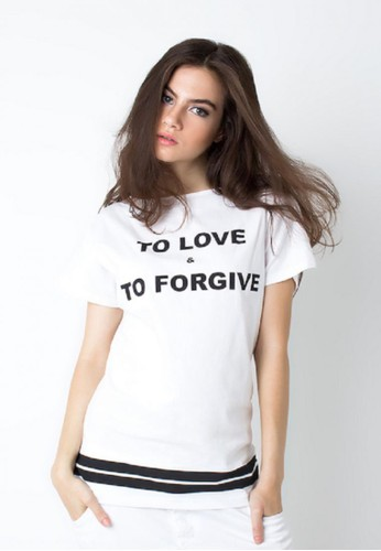 Anye To Love & To Forgive White