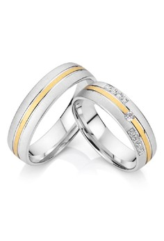 Angelic Couple/Wedding Ring