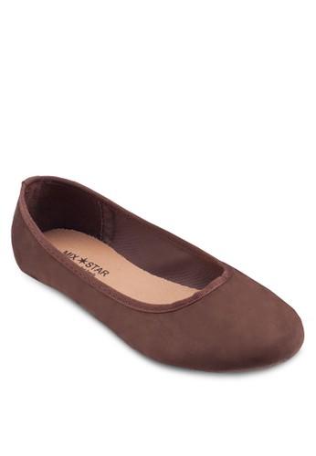 簡約芭蕾平底鞋, 女鞋, 芭esprit outlet 高雄蕾平底鞋