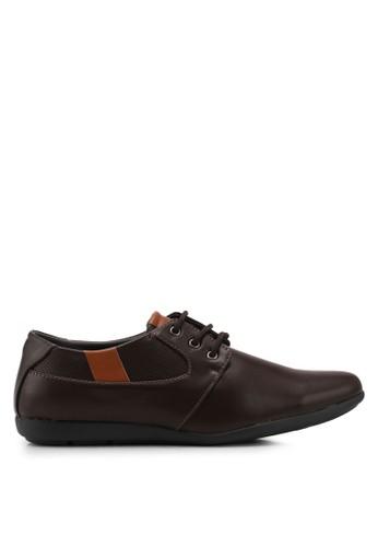 Rocklander brown Rocklander Derby Shoes 68D84SH572F050GS_1