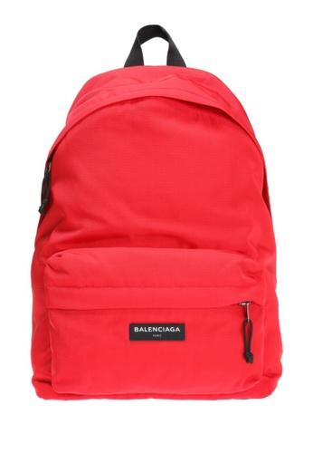 Balenciaga red BALENCIAGA EXPLORER BACKPACK 96A5AACA7FE7B5GS_1