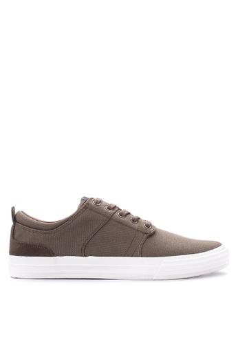 Sonnix brown Windu  Q217 Lace Up Sneaker Shoes SO490SH10WAVPH_1