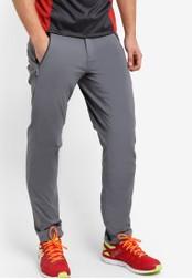Odlo grey Spoor Pants OD608AA31KAMMY_1
