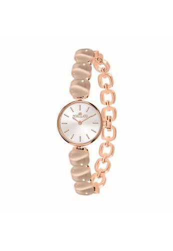 Morellato gold Gemma Quartz Watch Rose Gold Metal Band R0153154501 ABA0EAC45527EEGS_1