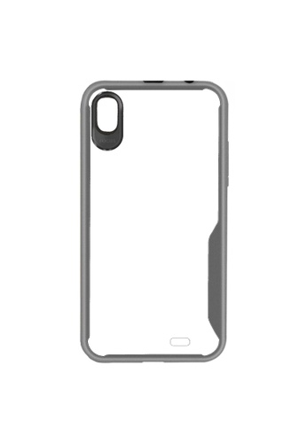 MobileHub grey Cherry Mobile Flare J1 Lite Silicone Case Tech Gear 3D52FAC2B09112GS_1