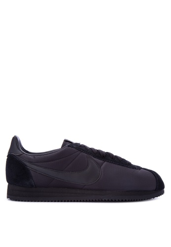 Nike black Nike Classic Cortez Nylon Shoes NI126SH0KPR4PH_1