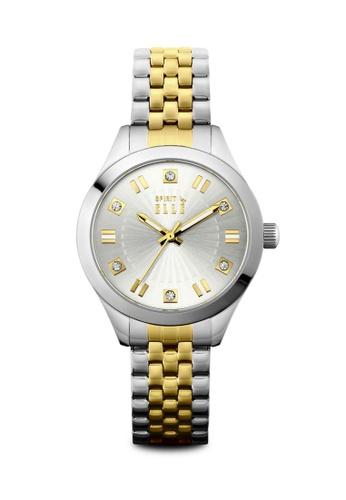 ELLE gold Fashion Ladies Watch EL900AC0RJXYMY_1