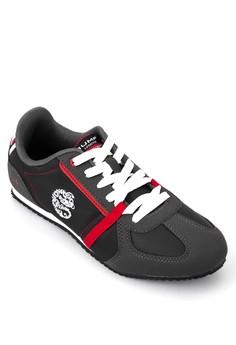 Caspian Lace Up Sneakers