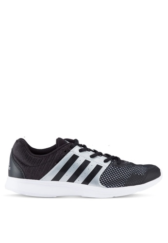 adidas black Adidas Performance Essential Fun II Shoes AD372SH16TATMY_1