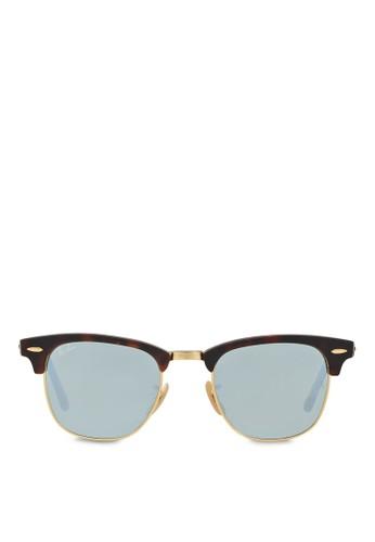 Clubmaster Flash Lenses 太陽眼鏡, 飾品esprit 品牌配件, 飾品配件