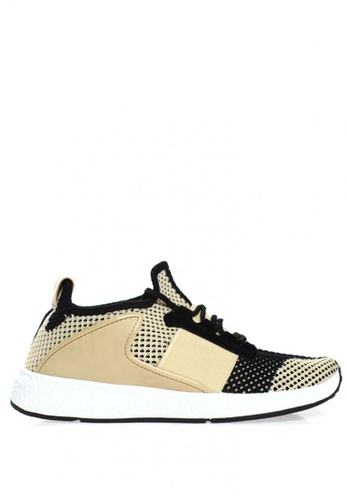 New York Sneakers beige Lawrie M6 Men's Rubber Shoes 7545FSHE5417CAGS_1