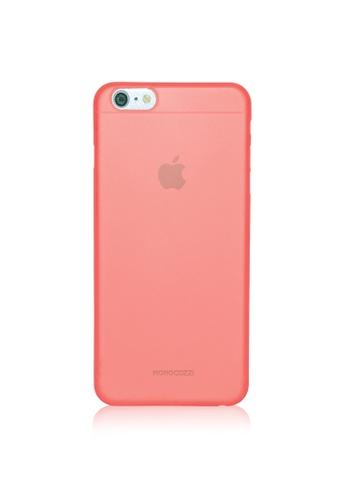 Monocozzi orange Lucid Slim - Ultra Slim Shell Case For iPhone 6s MO983AC73UBYHK_1