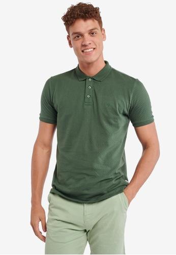 Shiwi green Bubble Polo Shirt B8B0FAA77520DCGS_1