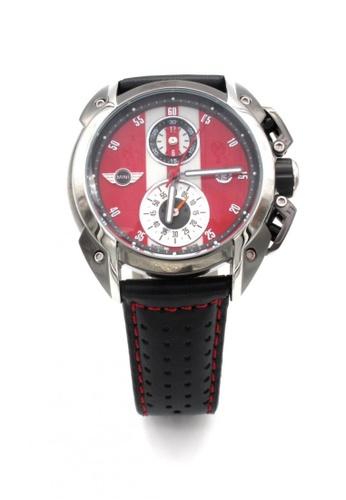 Mini black Chronograph Watch MI057AC01BJUHK_1