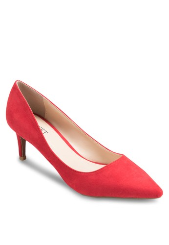 Lilian 基本款尖頭高跟鞋, esprit part time女鞋, 鞋
