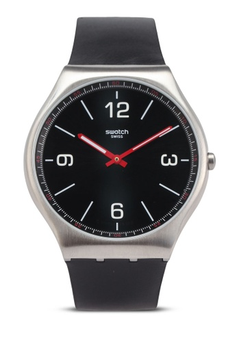 Swatch black Skinblack Watch 246CDAC0F15F67GS_1