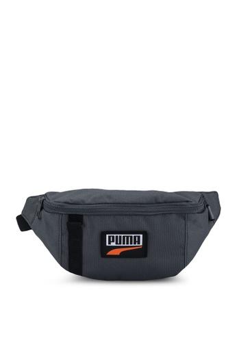 Puma grey Deck Waist Bag 0B698AC8A175AFGS_1