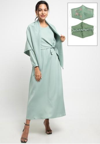 Expand green Heliyah Dresses 8A3E7AAC19F953GS_1