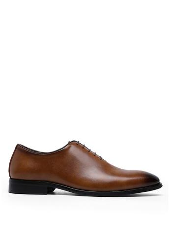 Twenty Eight Shoes Bourbon Leather Classic Oxford DS662 D292FSH7F42960GS_1