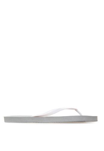 BENCH grey Basic Rubber Slippers BE550SH60LVJPH_1