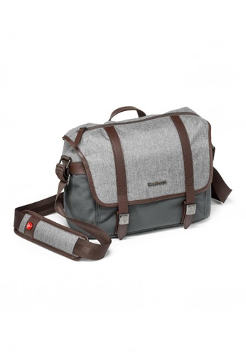 Manfrotto grey MB LF-WN-MS Lifestyle Windsor Messenger S MA133AC18QERHK_1