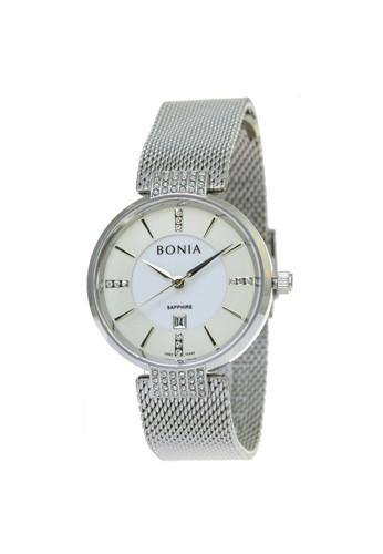 Bonia silver Bonia B10442-2312 - Jam Tangan Analog Wanita - Silver C9FD3ACE0EE506GS_1