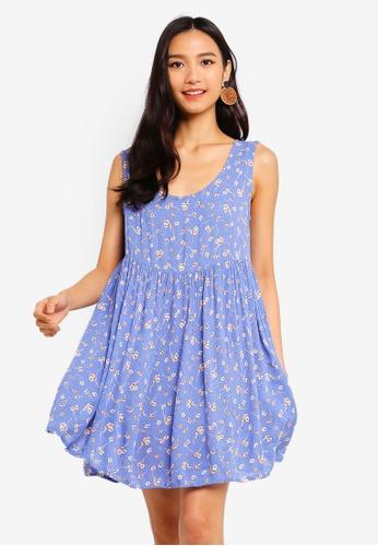 e00c9ae46d4b Buy Brave Soul Freya Printed Dress   ZALORA HK