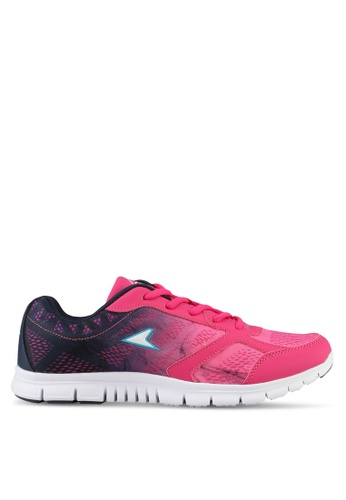 Power pink and purple Power Women Athletic Cross Training Shoes F0C23SHD3697CCGS_1