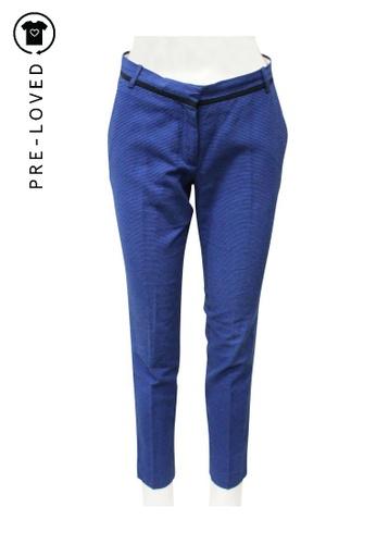Paul Smith blue Pre-Loved paul smith Blue Classic Pants F04D4AA29A027EGS_1