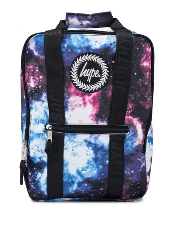 Just Hype multi Space Hues Boxy Backpack 5B315AC930E65FGS_1