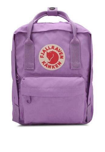 722f1f1da3c2 Shop Fjallraven Kanken Orchid Kanken Mini Backpack Online on ZALORA  Philippines