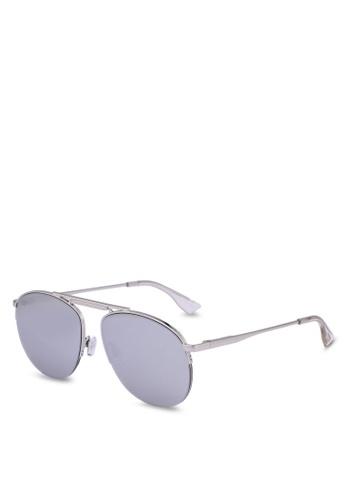 Le Specs silver Liberation 1702026 Sunglasses 74C4DGL62079ECGS_1