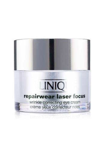 Clinique CLINIQUE - Repairwear Laser Focus Wrinkle Correcting Eye Cream 15ml/0.5oz 38335BE0028985GS_1